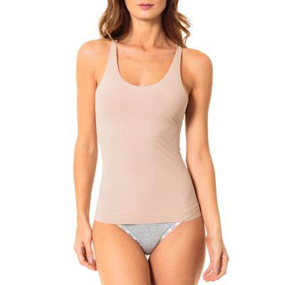 Camiseta Calvin Klein Underwear Corte a Laser Skin