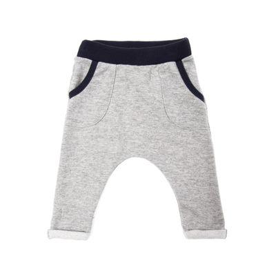 Calça Malha Ckj Bebê Calvin Jeans