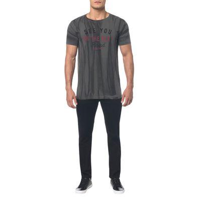 Camiseta Masculina See You Preta Calvin Klein Jeans