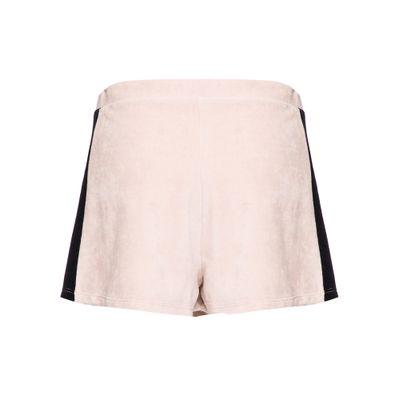 Shorts Malha Ckj Plush - Preto