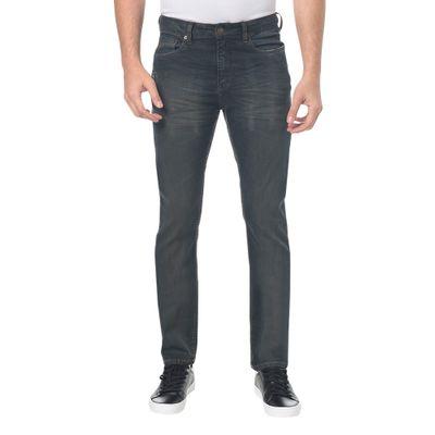 Calça Jeans Five Pockets Ckj 025 Slim Straight - Marinho