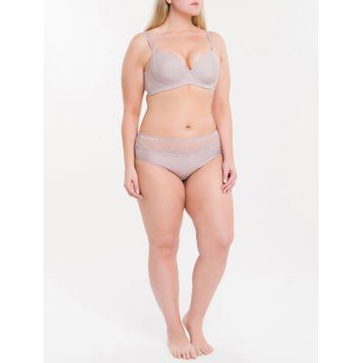 Sutiã Bojo T -Shirt ArgosPlus Size - Rosa Pó