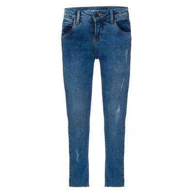 Calça Jeans Five Pockets Jegging - Azul Médio