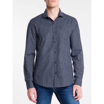 Camisa Relugar Masculina Xadrez