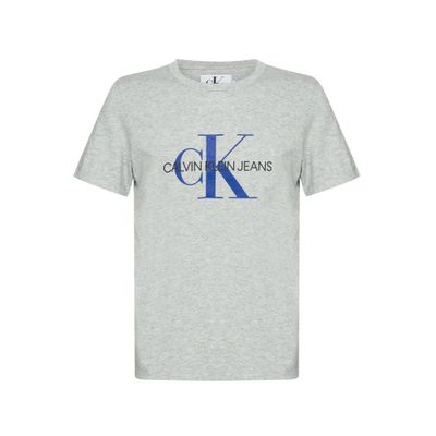 Camiseta Ckj Mc Mongram - Mescla