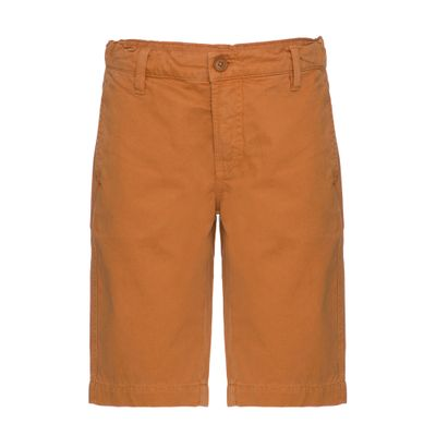 Bermuda Color Chino Regular Sarja Reat - Havana