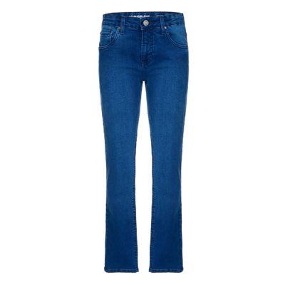 Calça Jeans Five Pockets Skinny - Marinho