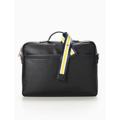 Bolsa Porta Laptop Masculina Preta