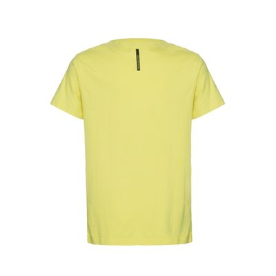Camiseta Mc Regular Logo Meia Reat Gc - Lima