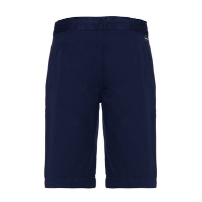 Bermuda Color Chino Regular Sarja Reat - Marinho