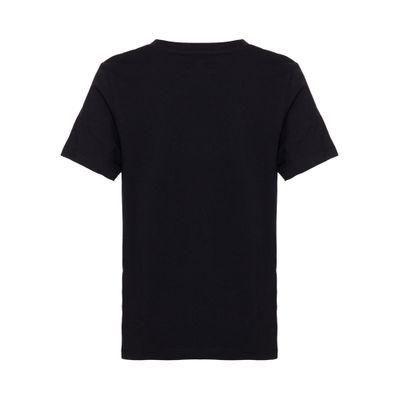 Camiseta Ckj Mc Monogram - Preto