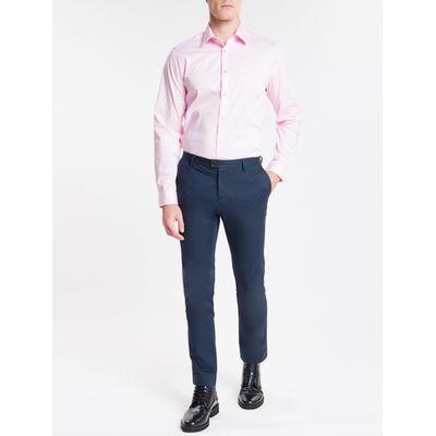 Camisa Mg Longa Masculina Rosa