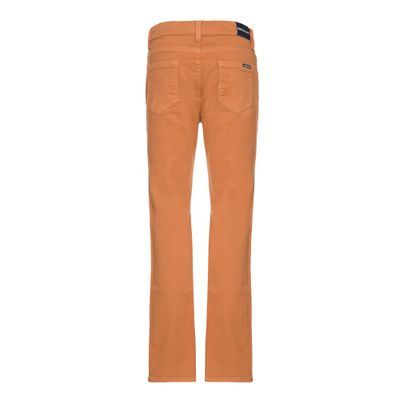 Calça Color Skinny Five Pockets - Havana
