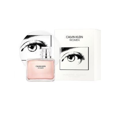 Perfume CK Women Vapo Feminino Calvin Klein 100ml - Eau de Parfum