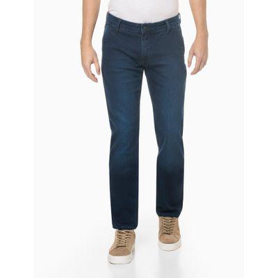 Calça Jeans Five Pockets Skinny - Azul Marinho