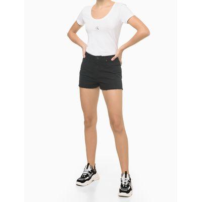Shorts Color Five P Sarja Reat - Preto