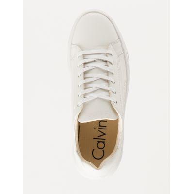 Tenis Casual Calvin Klein - Branco