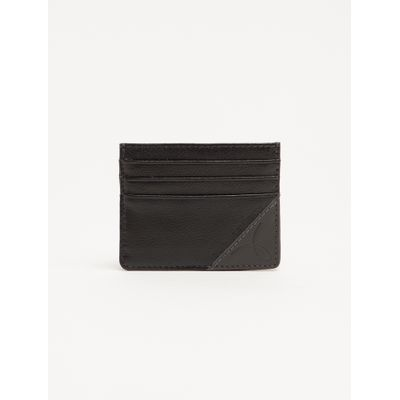 Carteira Port Cart Floater Liso Silk - Preto