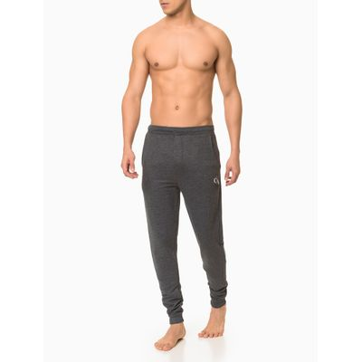 Calça Moletom Masculina CK One Chumbo Loungewear Calvin Klein
