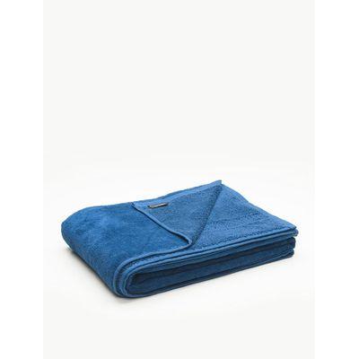Toalha Ckj Unicolor - Azul Médio