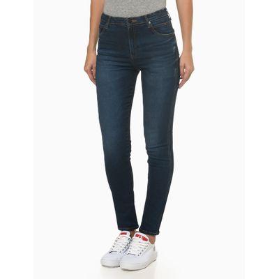 Calça Jeans Sculpted - Azul Marinho