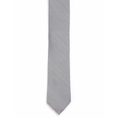 Gravata Textura Diagonal - Preto