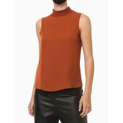 Regata Decote Gola Alta Calvin Klein - Multicolor