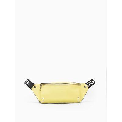 Pochete Alça Personalizada - Amarelo Claro