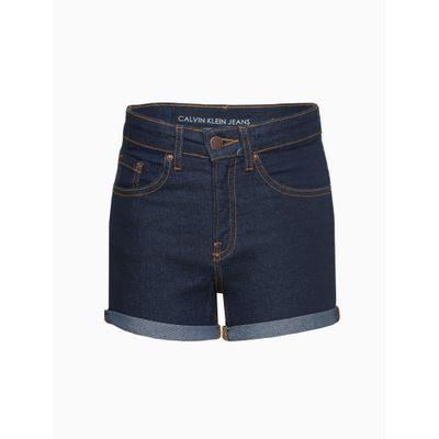 Shorts Jeans Sustentavel - Azul Marinho
