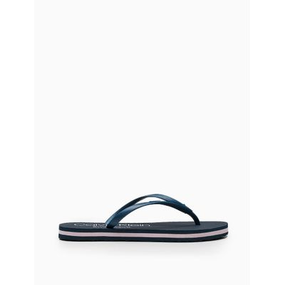 Chinelo Swimwear Fem Básico - Azul