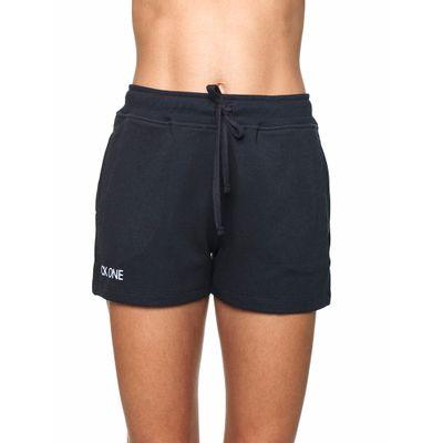 Short Feminino CK One Preto Loungewear Calvin Klein