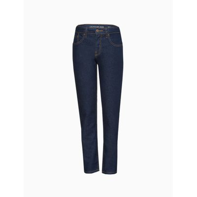 Calça Jeans Skinny Sustentavel - Azul Marinho