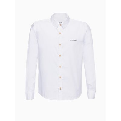 Camisa Ml Lisa S Bols N/D - Branco