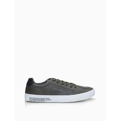 Ckj Masc Tenis Baixo Skate Lona Est.78 T - Verde Escuro