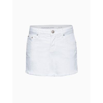 Shorts Saia Color Five Pockets - Branco