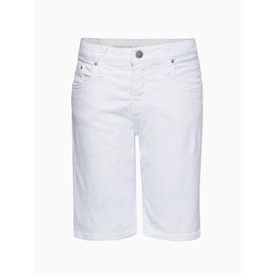 Bermuda Color Five P Sarja Reat - Branco