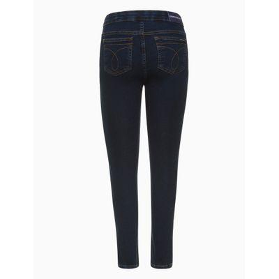 Calça Jeans Jegging - Azul Marinho