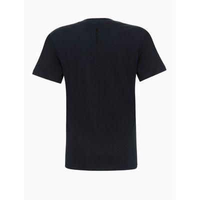 Camiseta Mc Rolo Qr Code - Azul Marinho
