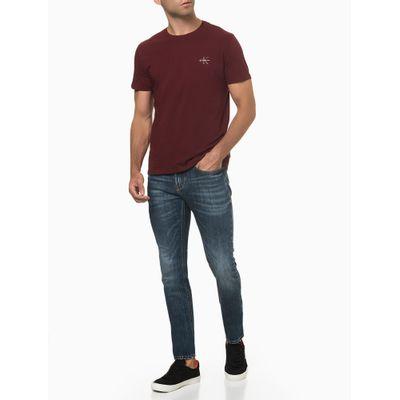 Calça Jeans Five Pockets Super Skinny - Azul Médio