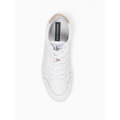 Ckj Masc Tenis Baixo Skate Lona Est.78 T - Branco