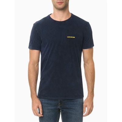Camiseta Mc Ckj Industrial Worker - Azul Médio