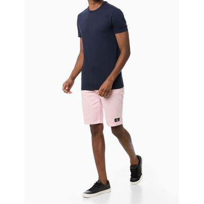 Camiseta Masculina Essentials Azul Marinho Calvin Klein Jeans