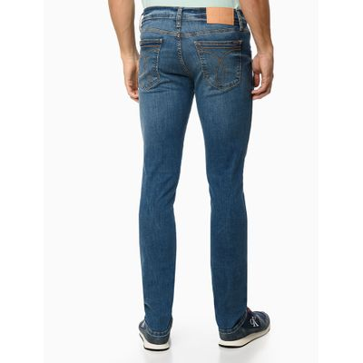 Calça Jeans Sculpted - Azul Médio