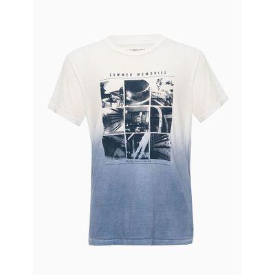 Tshirt Mc Mm Reat Summer Memories - Branco