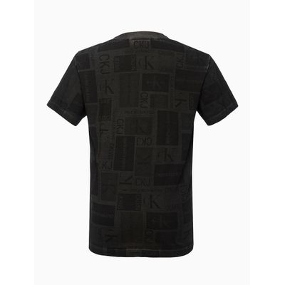 Tshirt Mc Mm Full Etiquetas Reativo - Chumbo