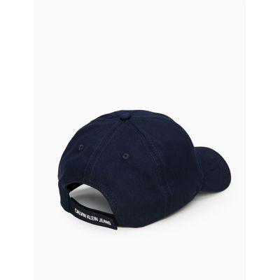 Boné Ckj Aba Curva 5 Gomos Sarja Logo V - Azul Marinho