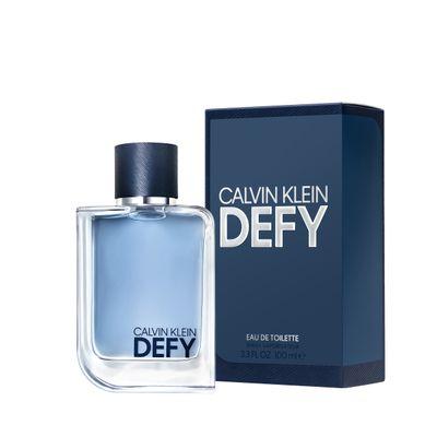 Perfume Calvin Klein Defy Eau de Toilette 100ml