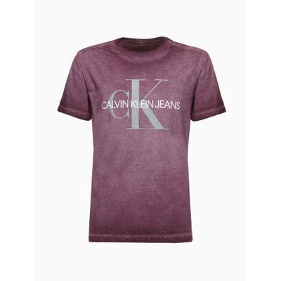Camiseta Mc Reat Reissue Grande - Bordô