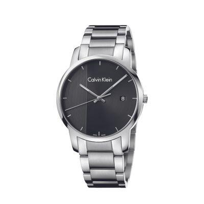 Relógio Calvin Klein Analógico Prata